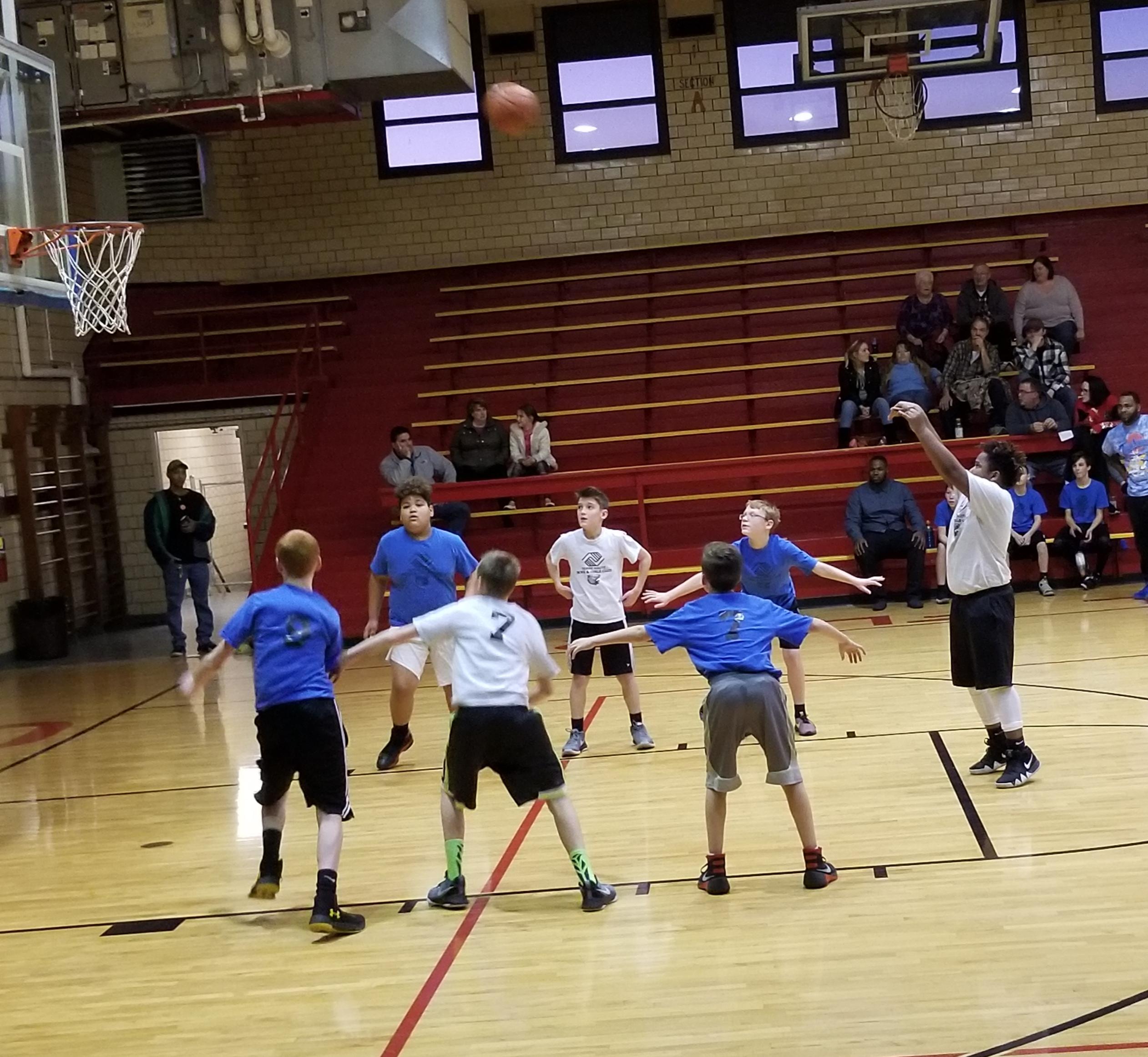 Terre Haute Boys Girls Club Sports Our Sports Basketball