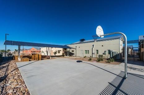 Las Abuelitas Family Housing & Community Center
