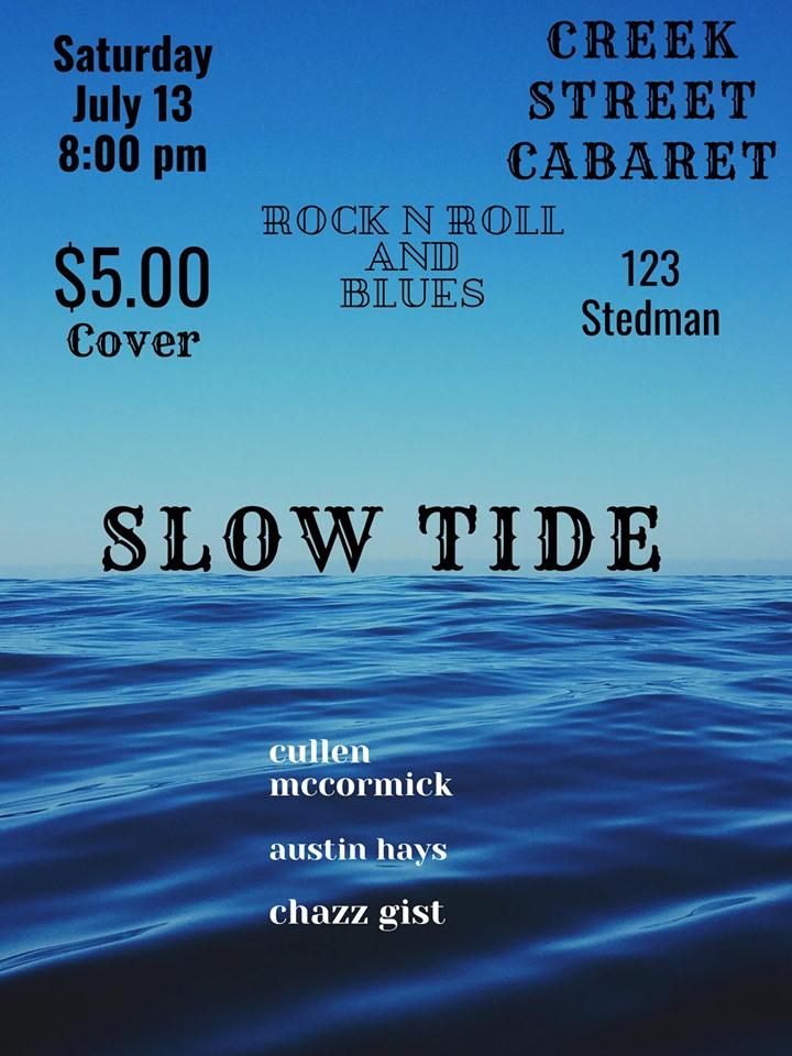 Slow Tide