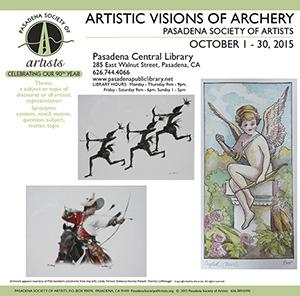 """2015 """"ARCHERY"""""""