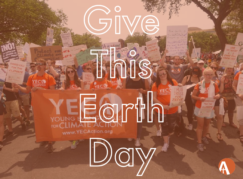 Host a Y.E.C.A. Facebook Fundraiser This Earth Day