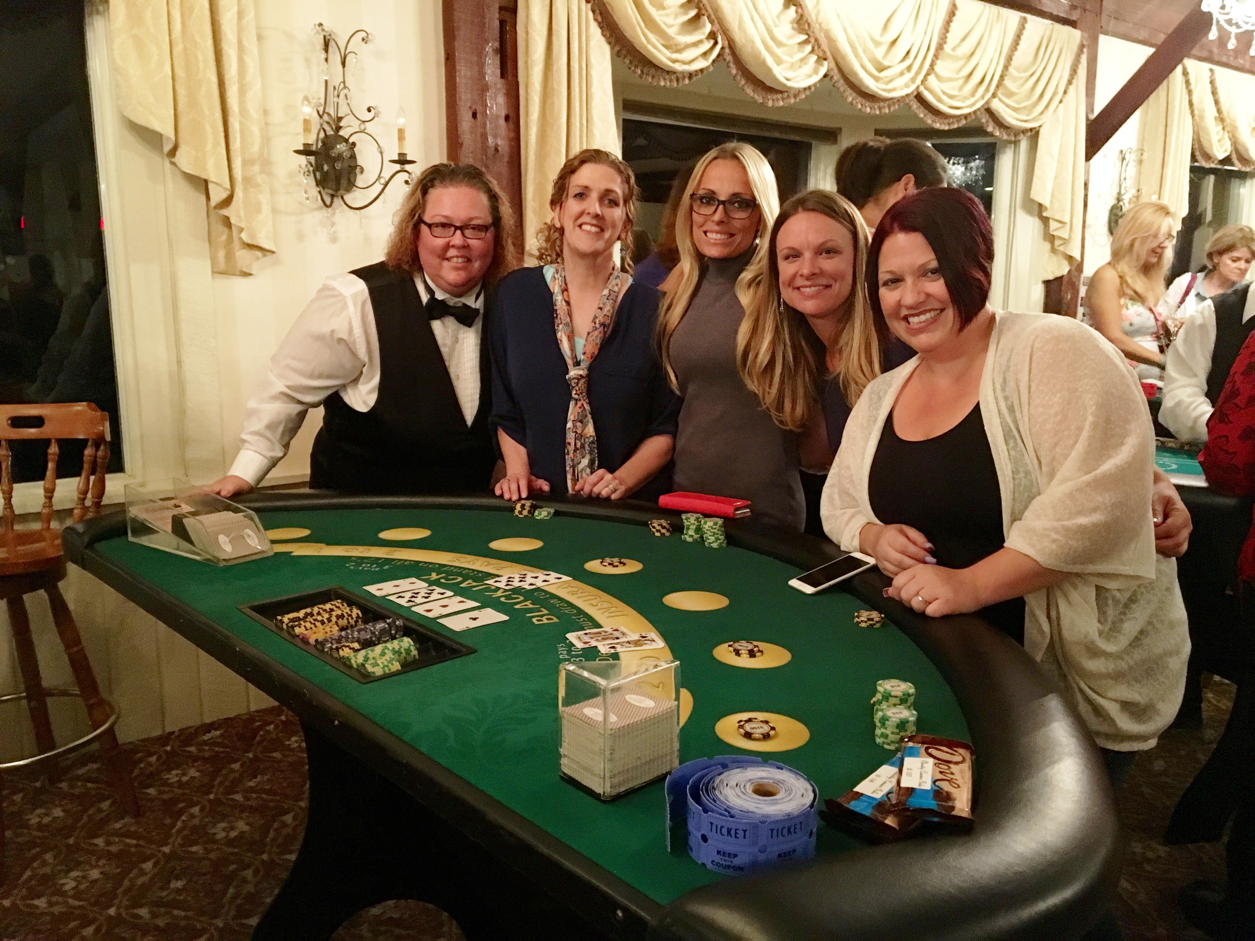 Charity Casino Gala 2016