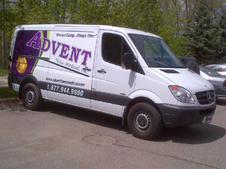 Vehicle Graphics/ Wraps