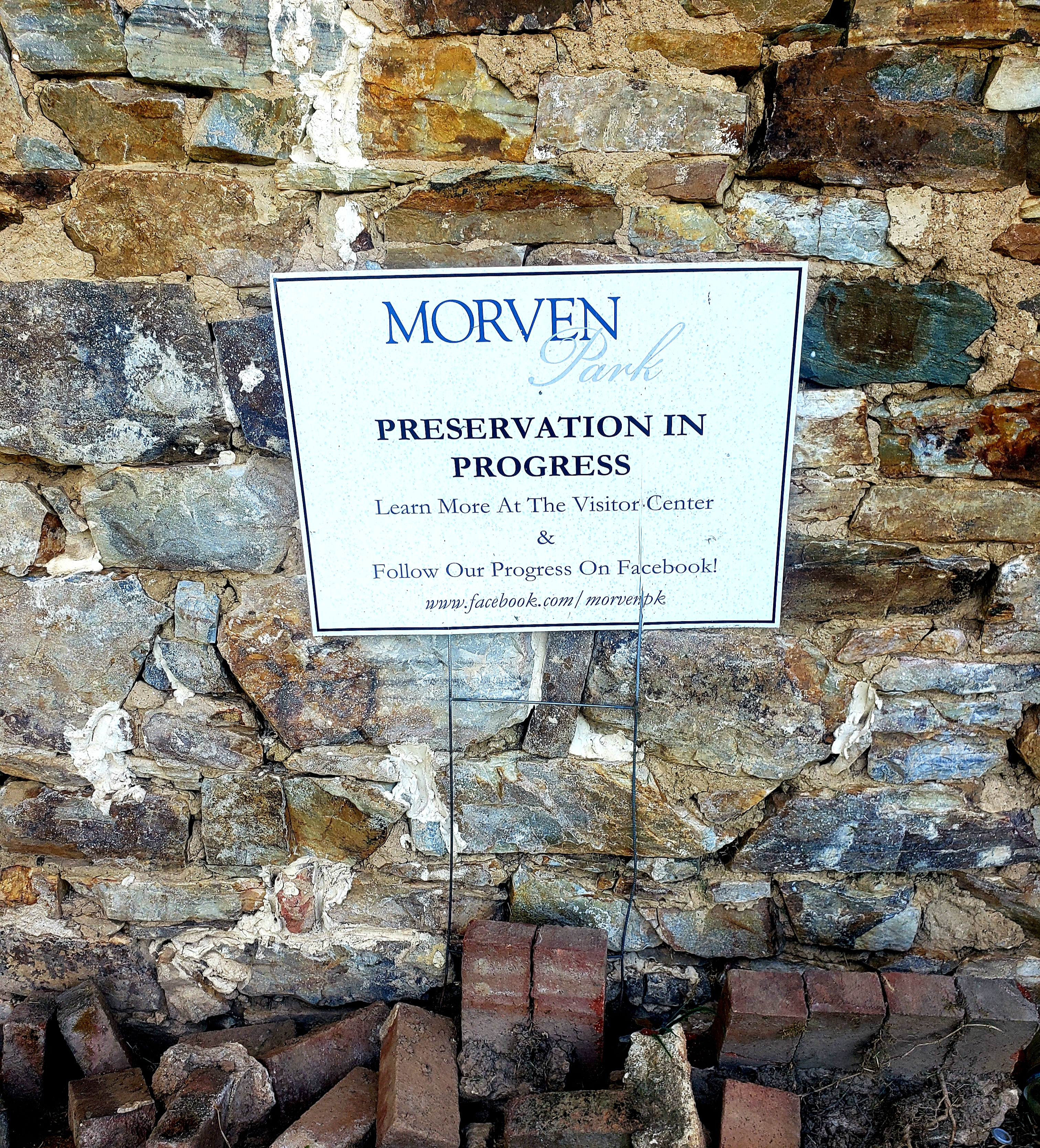 Archaeology at Morven Park