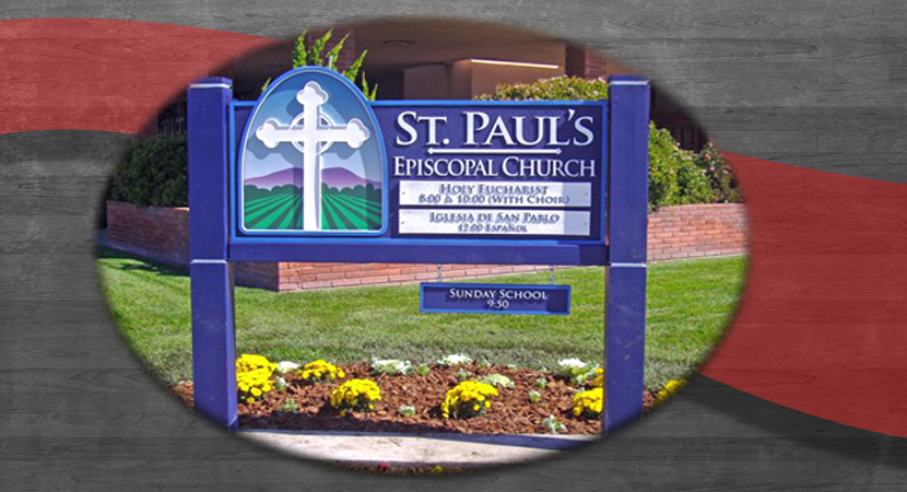 Episcopal Chuch Sign