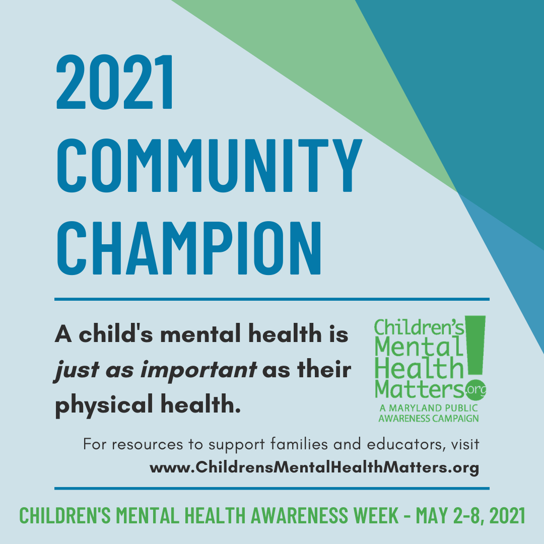 Child Mental Health Matters!