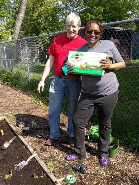 Take a trip to our community gardens!