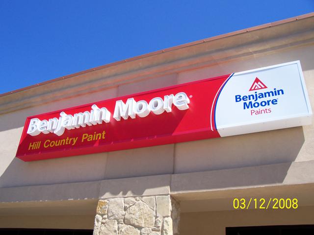 Benjamin Moore- Manufacture & Installation