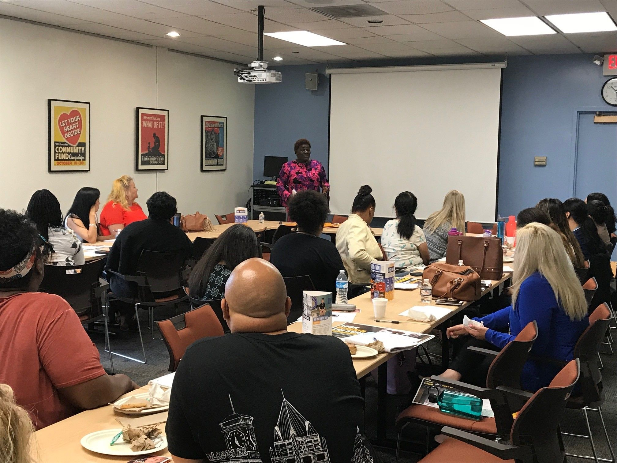 ECOM Meeting Shines a Light on Human Trafficking in Milwaukee