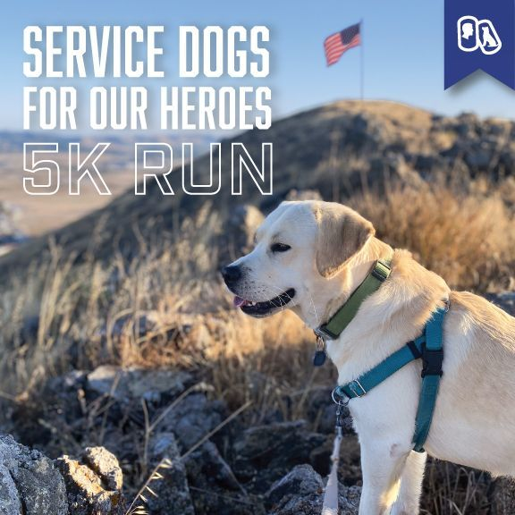 Service Dogs For Our Heroes 5K Run