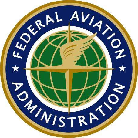 U30420 - Federal Aviation Administration (FAA) Seal Carved Wood Wall Plaque