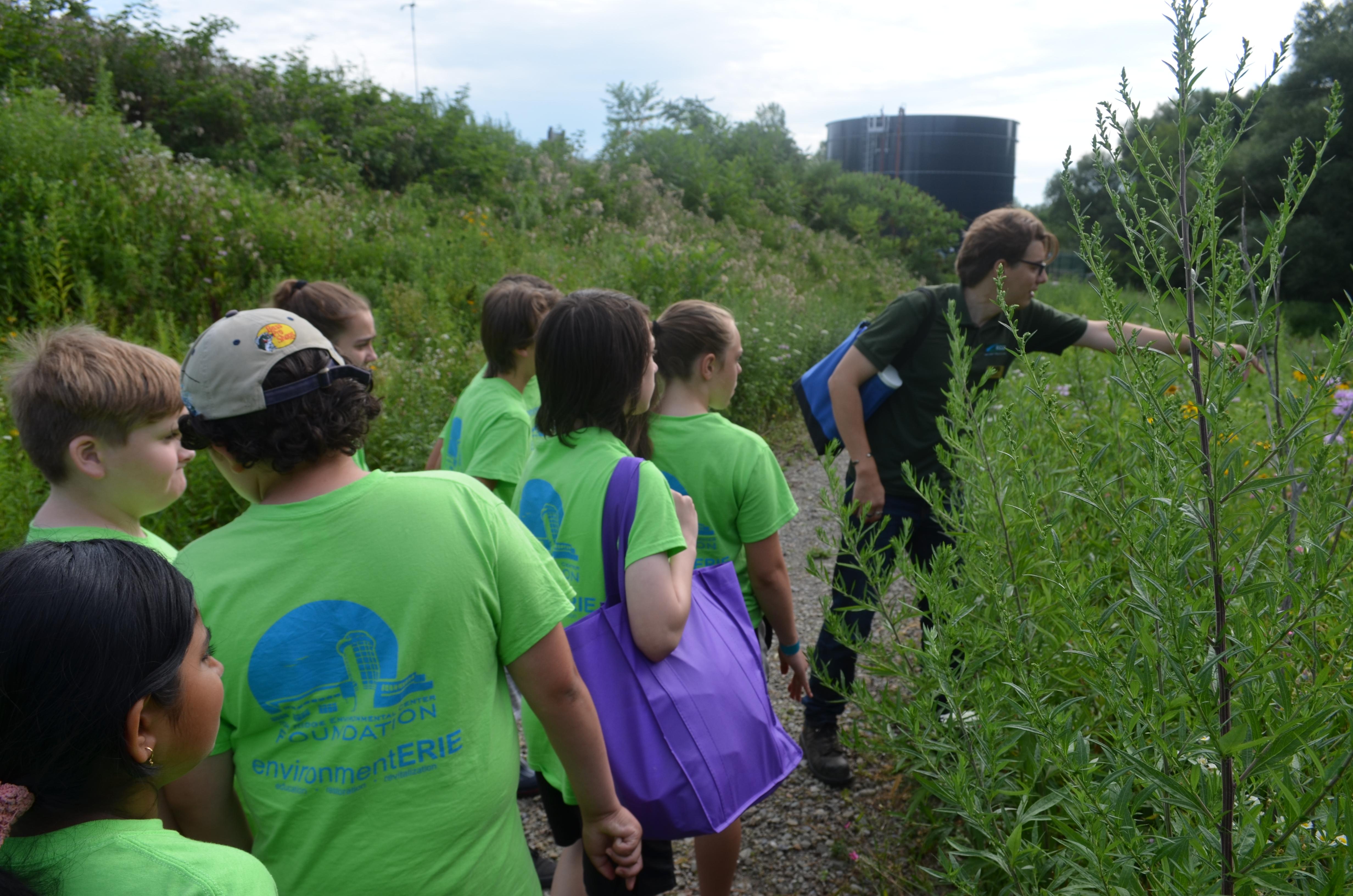 Eco Explorer Land Week
