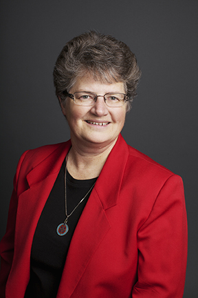 Sr Kathleen Atkinson, Finalist for 2015 Lumen Christi Award
