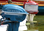 Antique Outboard Motor Show/County Wide Yard Sale/July Fest