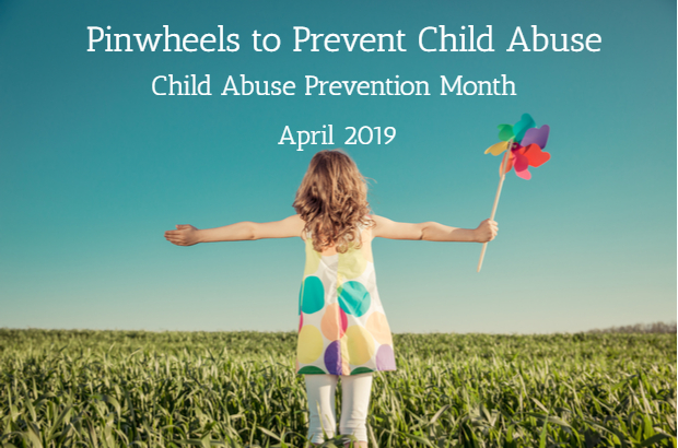 Pinwheels to Prevent Child Abuse Campaign