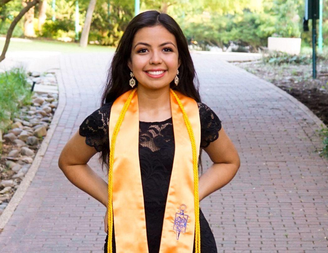 Ivette Padron -- University High School