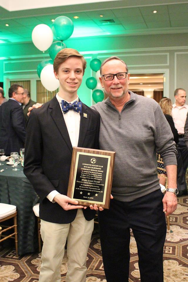 Silbermann Community Service Award