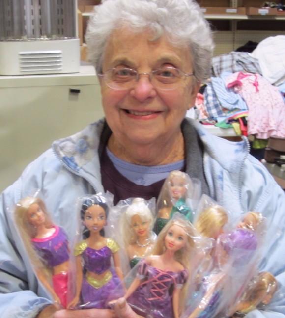 Mu Joyful Heart Volunteer