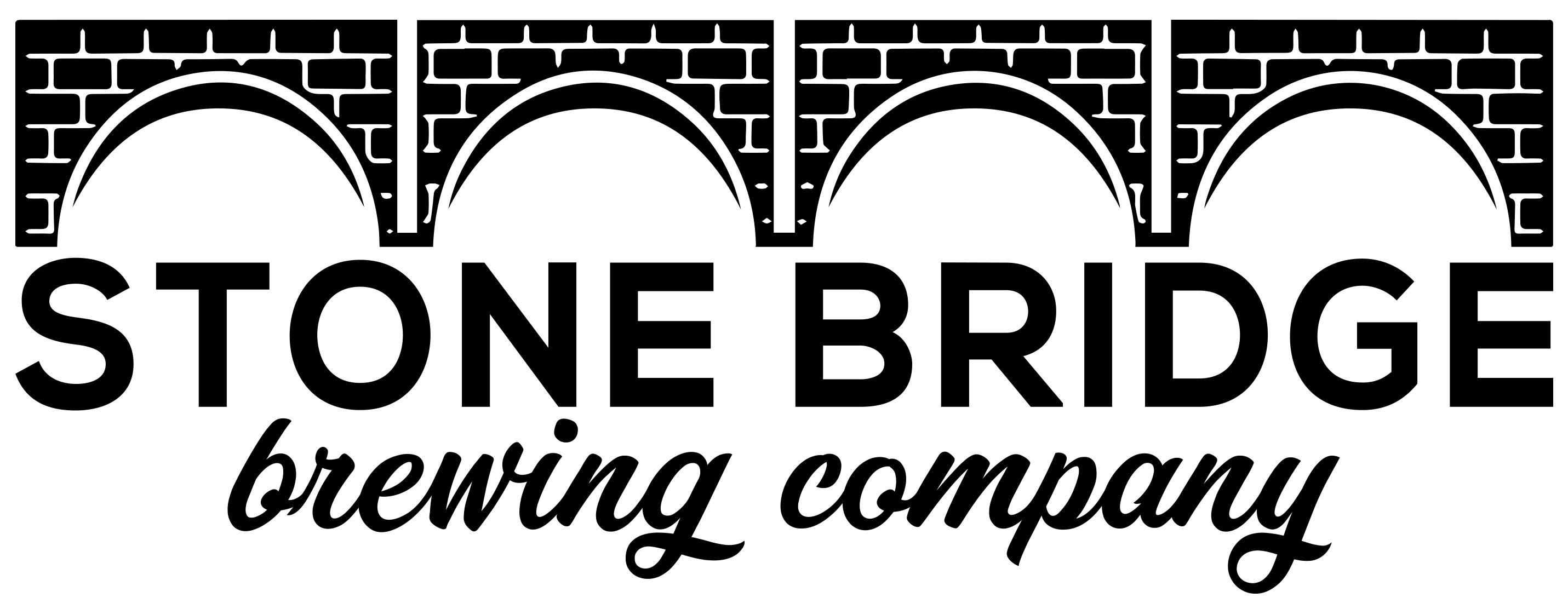 Stone Bridge Brewing Company logo