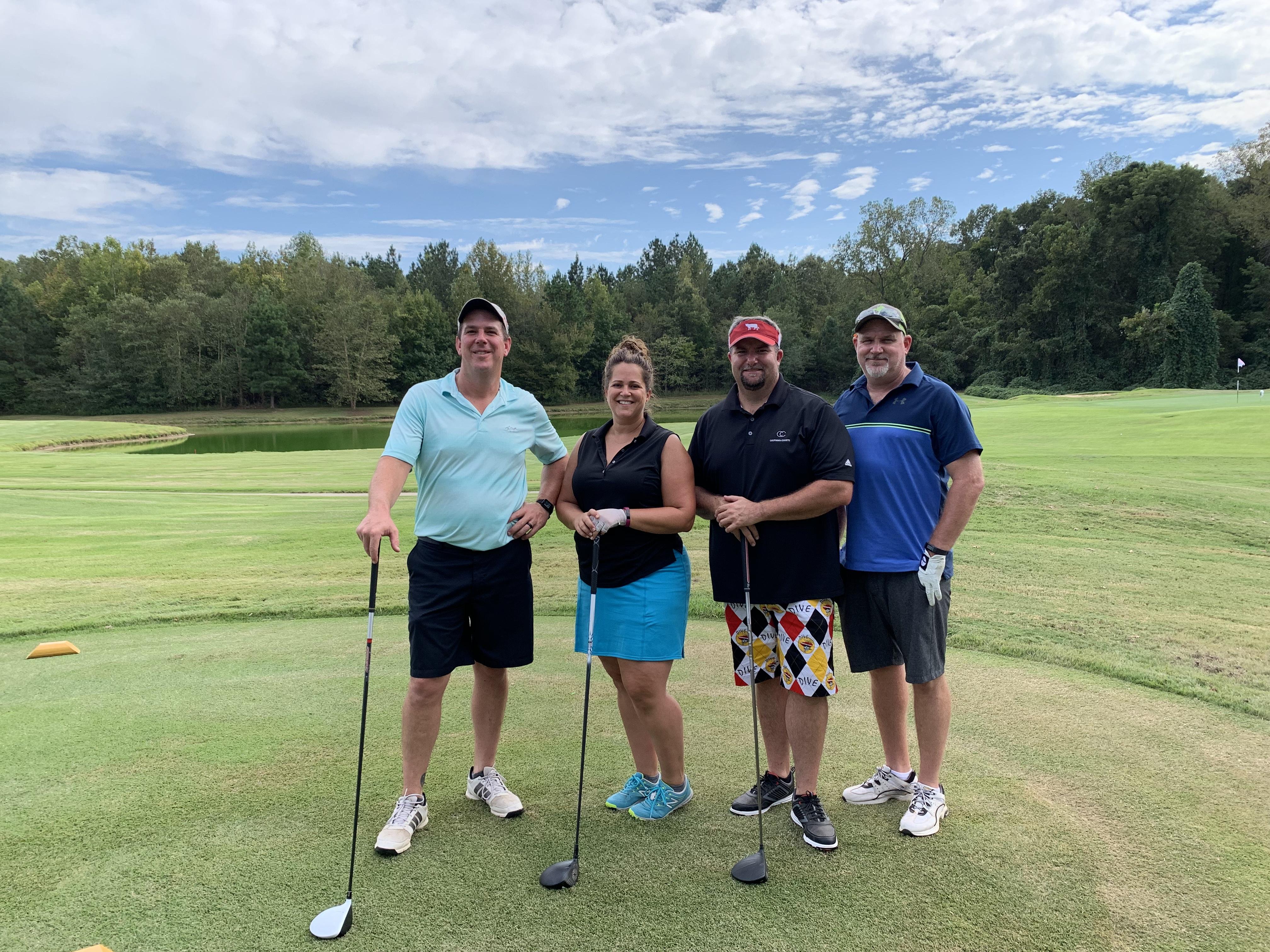 10th Annual Memphis Oral School for the Deaf Golf Tournament