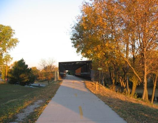 MoPac Trail West