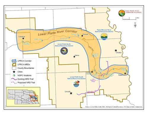 Lower Platte River Corridor
