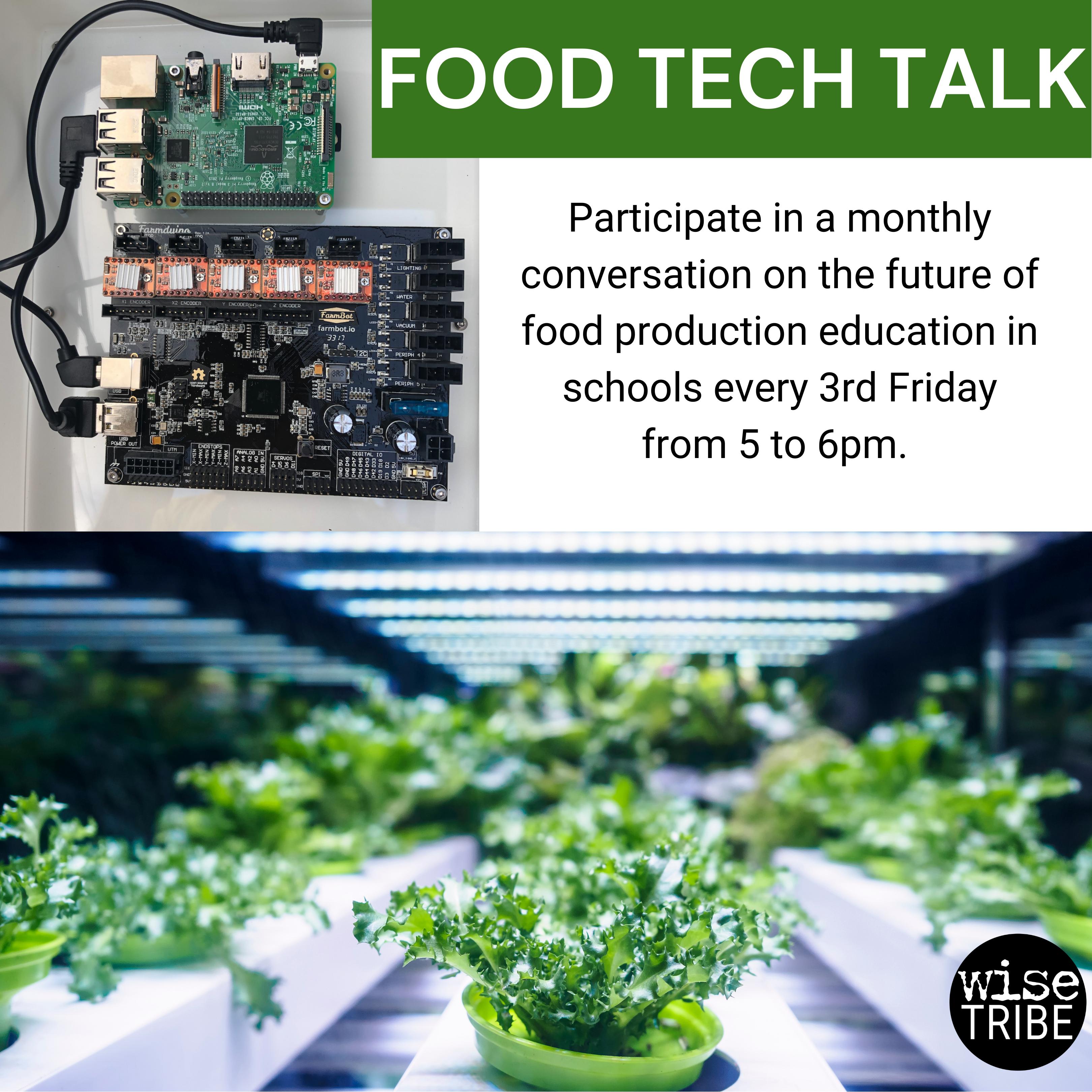 Food Tech Talk