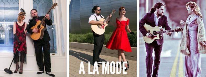 A La Mode Jazz