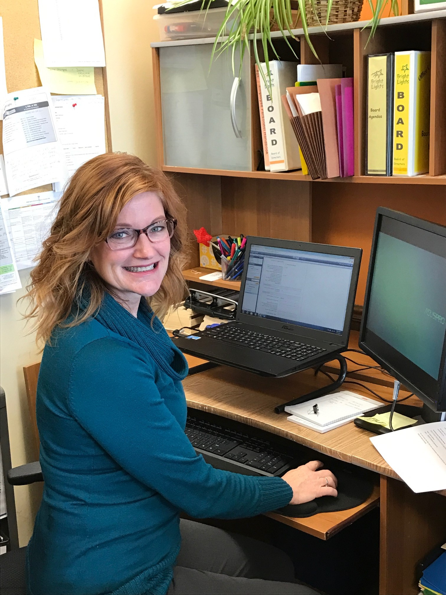 Welcome Our New Registration Specialist