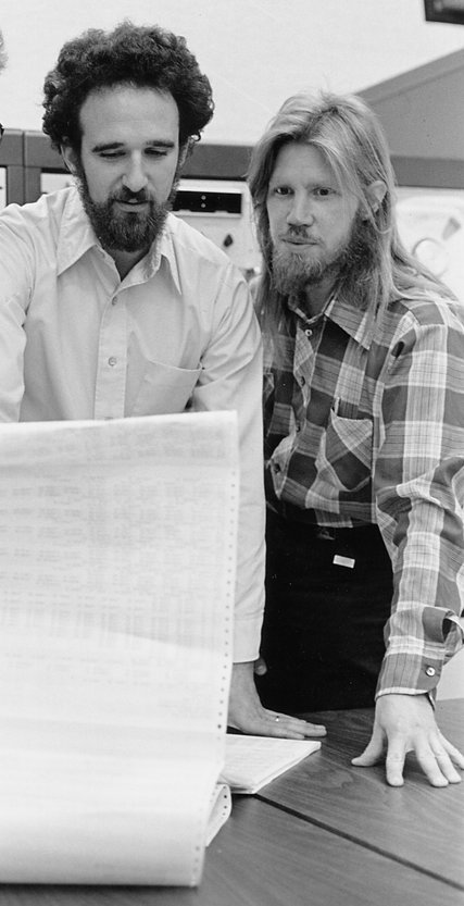 1976: Diffie and Hellman presented public-key exchange idea.