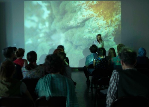 The Growth and Its Perennials, a performance by Fia Backström