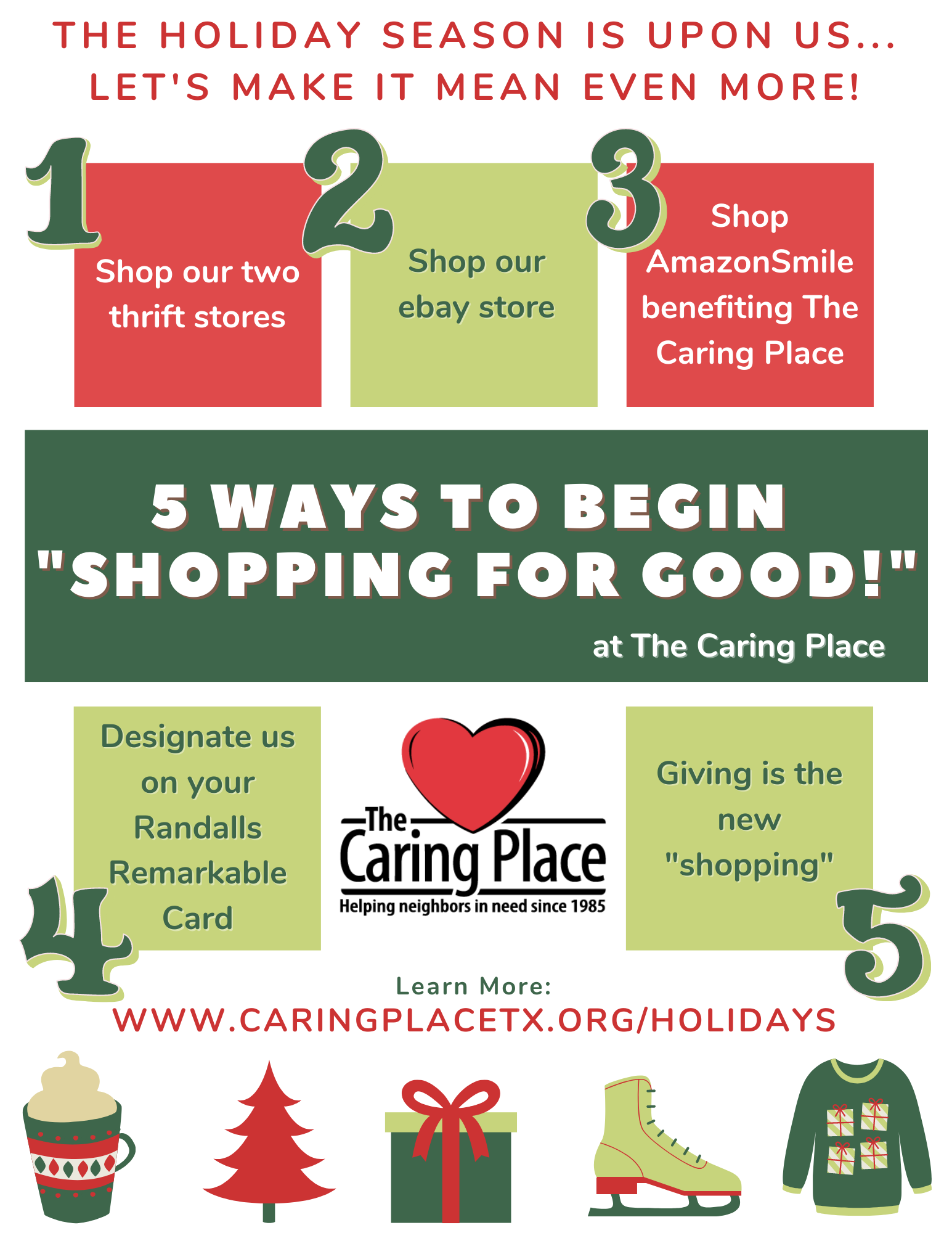 5 Ways to Begin Shopping for Good this Holiday Season...