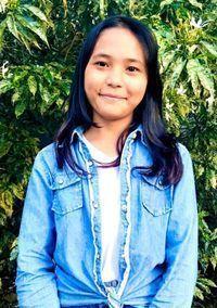 Angelica, 14, Philippines
