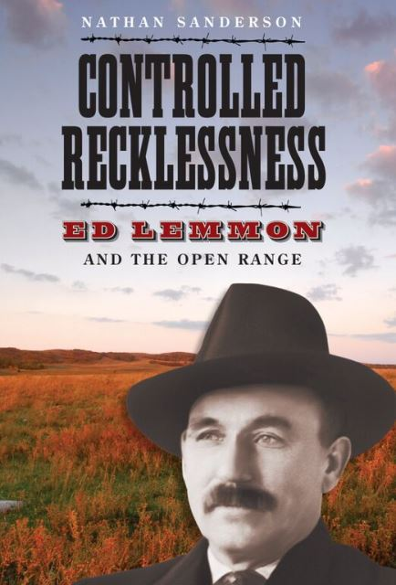"""Controlled Recklessness"" author to sign book"