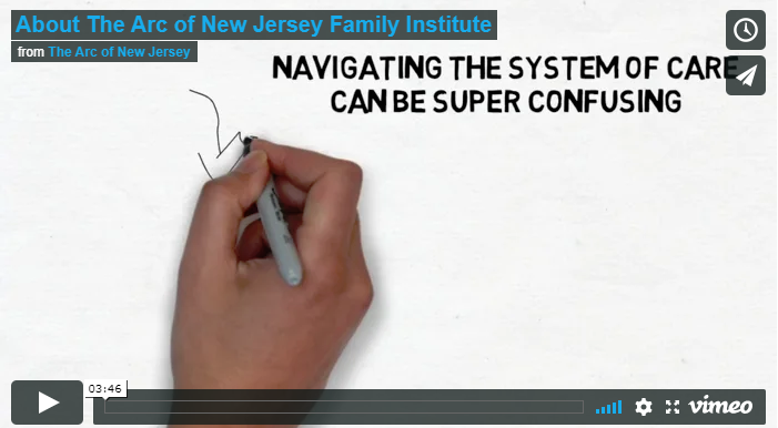 About The Arc of New Jersey Family Institute