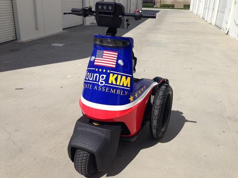 Unusual vehicle wraps Orange County