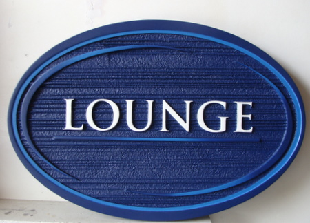 RB27138 - Cocktail Lounge Sandblasted Wood Grain Sign