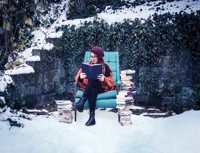 Spiritual Books to Read this Winter