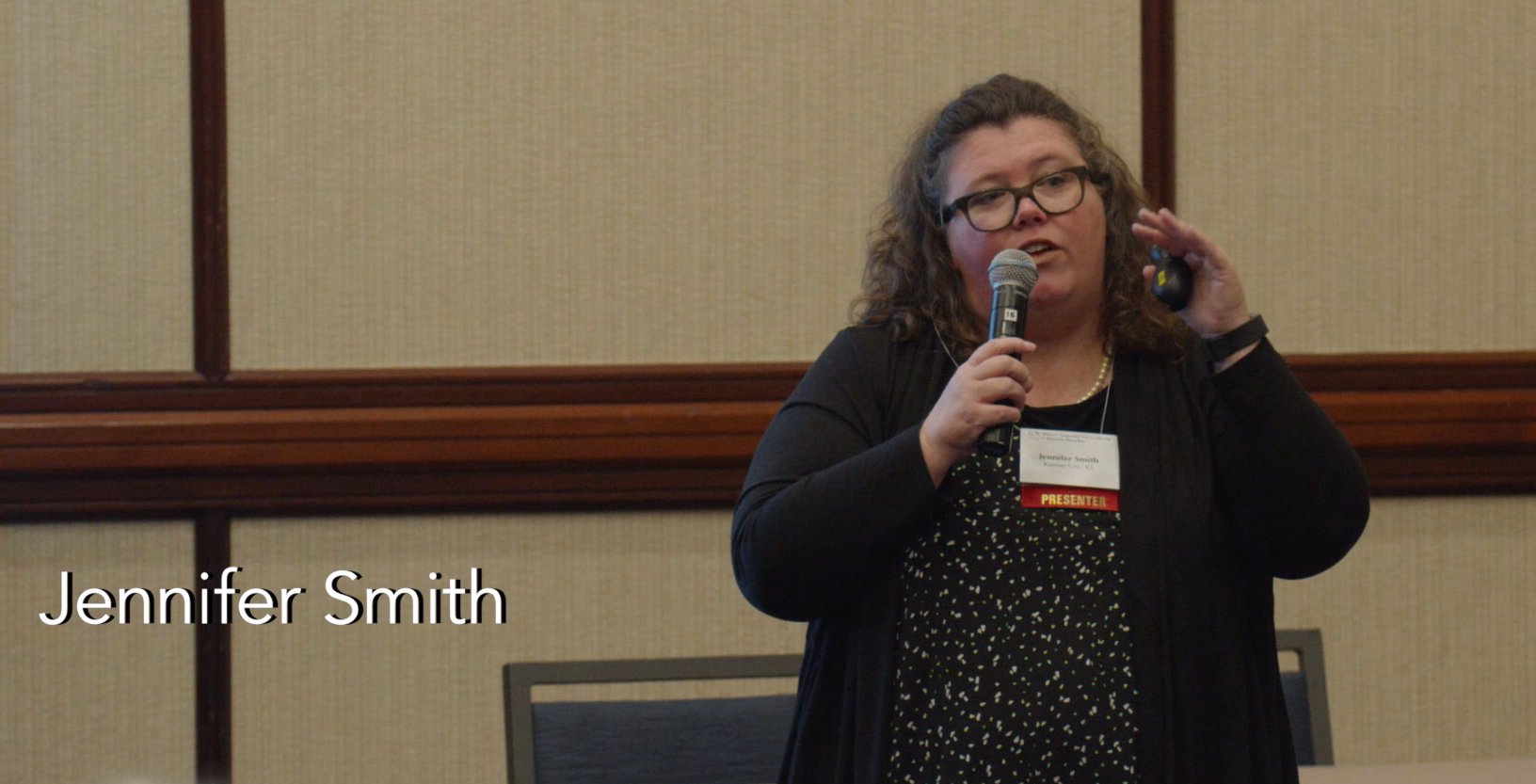 2019 Ignite Session by Jennifer Smith
