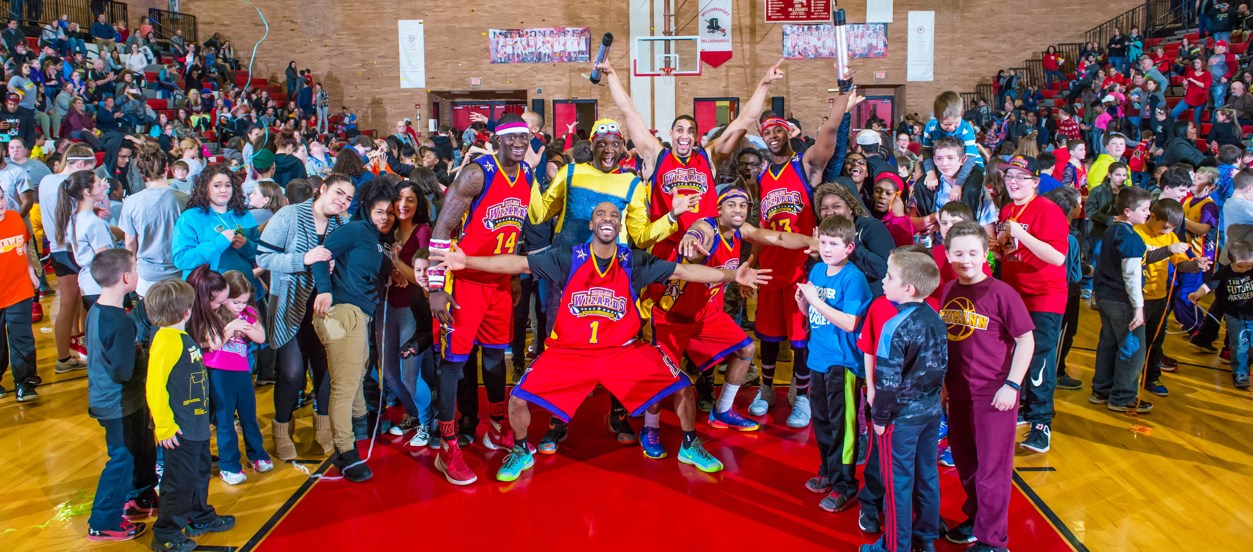 Harlem Wizards Basketball