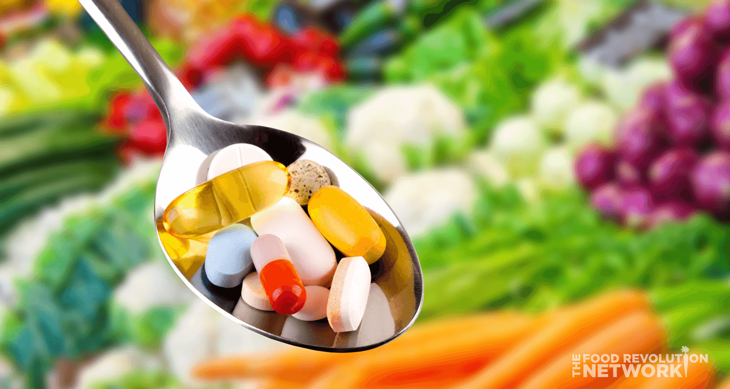 5 Supplements for WFPB Individuals & Everyone