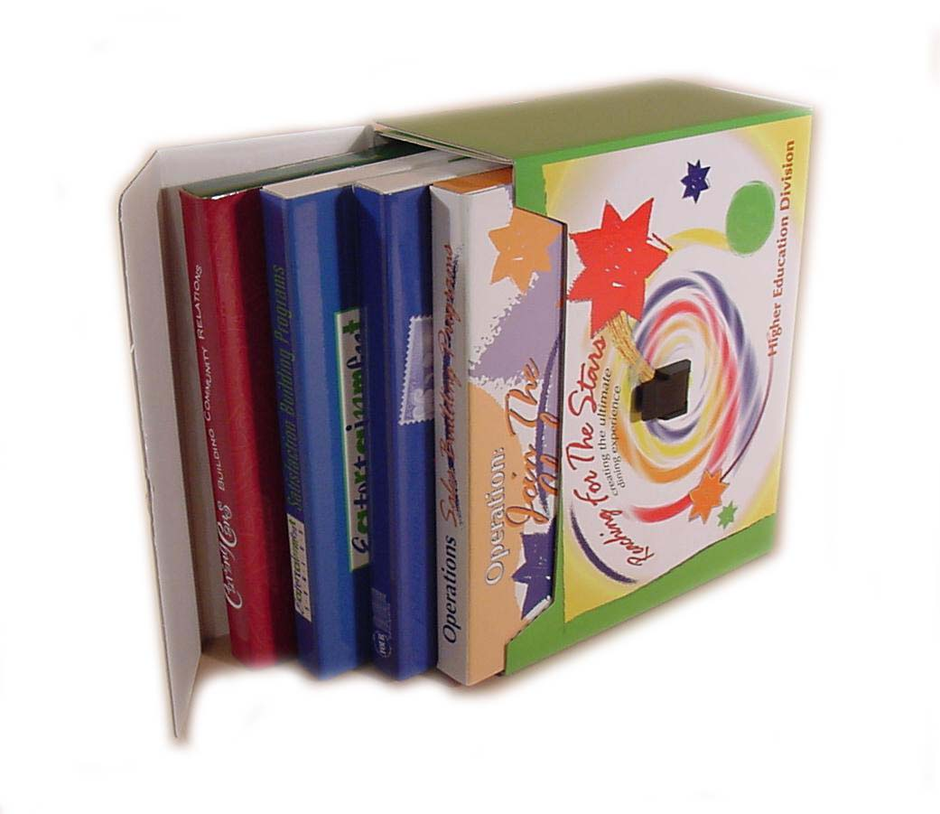 Higher Education Book Box