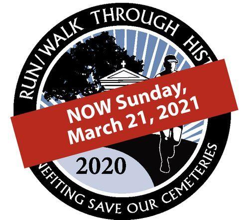 Run/Walk Through History Fundraiser