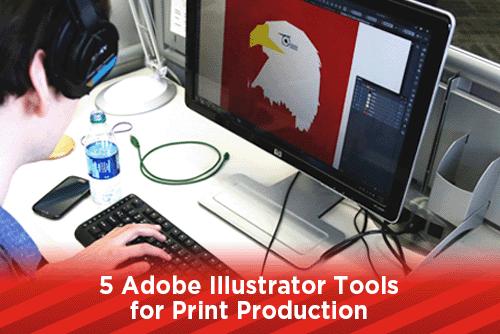 5 Adobe Illustrator Tools for Print Production