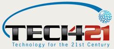 TECH421 logo