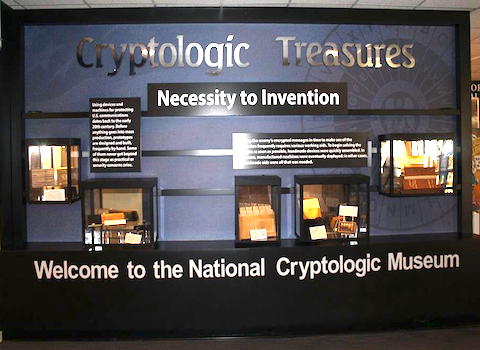New Crypto Treasures exhibit