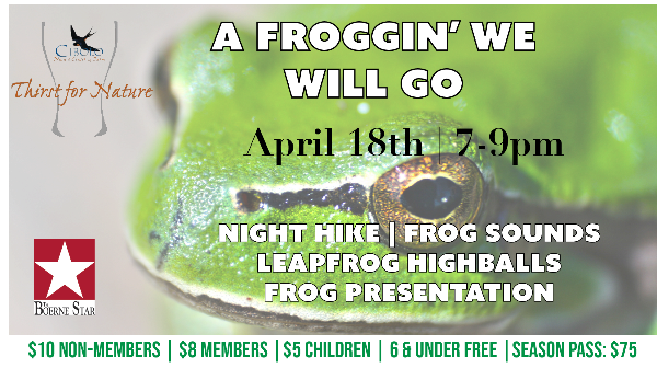"CNC: Thirst for Nature ""A Froggin' We Will Go"""