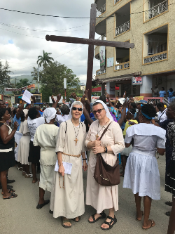 Because of You: A Celebration of the Felician Mission in Haiti