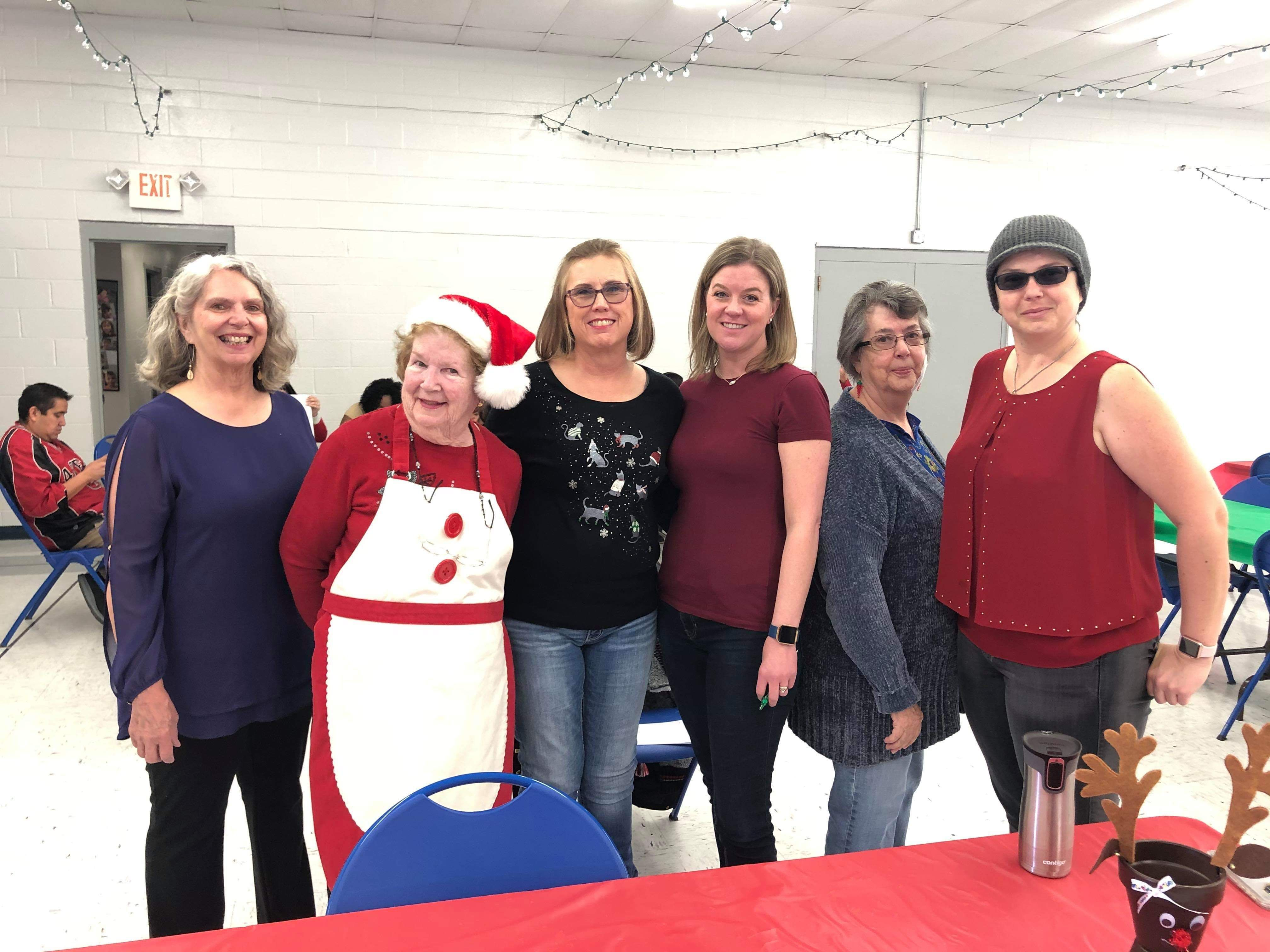 Sandoval County Christmas Party