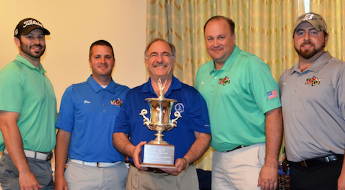 2015 Eagle Alliance golf winners